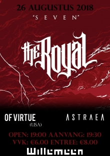 THE ROYAL + OF VIRTUE (USA) + ASTRAEA