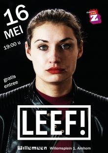 Theatervoorstelling LEEF!