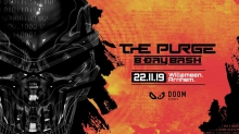 UITVERKOCHT Doom presents: The Purge b'day bash 2019