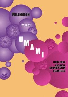 Umami w/ Archipel Soundsystem, Jenny Rose, Cleanfield