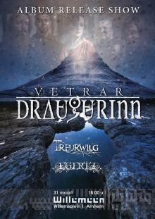 Vetrar Draugurinn + Treurwilg + Egeria
