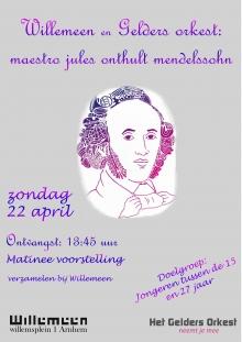 W1 en Gelders Orkest: Maestro Jules onthult Mendelssohn