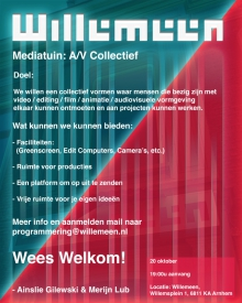 Willemeen Mediatuin A/V Collectief
