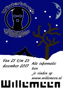 Willemeen Winter bivak