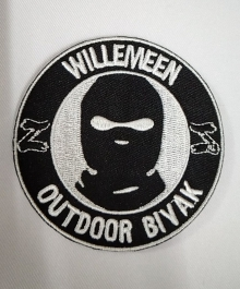 W.O.B. Willemeen Outdoor Bivak Winter editie