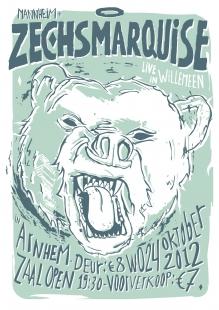 Zechs Marquise (USA) + Mannheim
